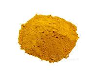 YellowConcrete Color Iron Oxide Pigment Powder Dye highest color strength 1lb