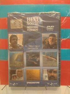 Blu notte misteri italiani - Il naufragio fantasma - DVD 3170