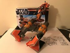 Star Wars 2012 Sebulba Pod Racer Vehicle Hasbro with Box
