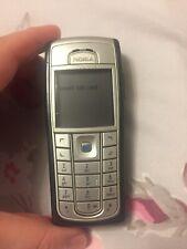 Nokia 6230i - Silver grey (Unlocked) Mobile Phone