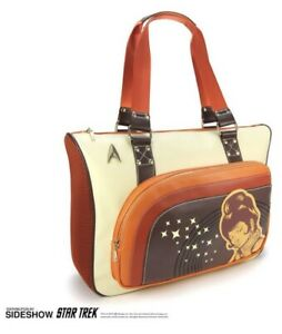 Star Trek TOS Original Series UHURA Retro Style Space Tote Messenger Bag