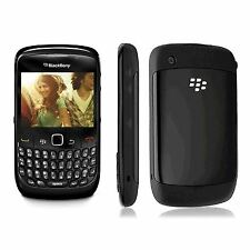 Blackberry 8520 Black QWERTZ Smartphone Mobile Phone Unlocked Good condition