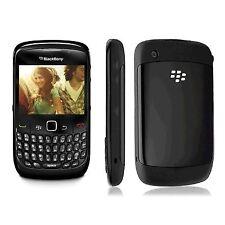 Blackberry 8520 Smartphone Teléfono Móvil Desbloqueado Negro QWERTZ Buen Estado