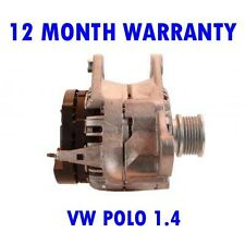 VW POLO 1.4 HATCHBACK 2009 2010 2011 2012 2013 2014 2015 RMFD ALTERNATOR