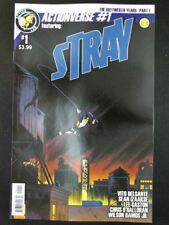 ACTIONVERSE #1 featuring STRAY - SEPTEMBER 2017 - Action Lab Comic # 2C47