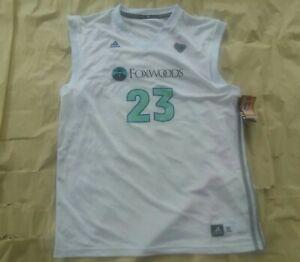 New york liberty Cappie Pondexter adidas Wnba Home Basketball Jersey Size Xl New