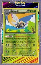Ninjask Reverse - XY6:Ciel Rugissant - 10/108 - Carte Pokemon Neuve Française