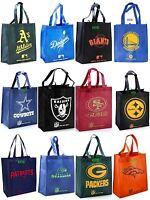 NFL,MLB,NBA Team 2018 Reusable Shopping/ Grocery bag