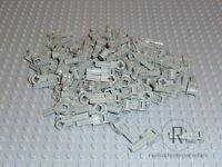 LEGO® Technic 100 Stk. Achs Kreuz Verbinder 6553 hellgrau Polumschalter NEUWARE