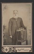 Maybury, 53 St James Place, Liverpool gentleman antique cabinet photograph ac18