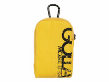 Golla Universal Compact Digital Camera Case Bag Yellow for Fuji Sony Samsung
