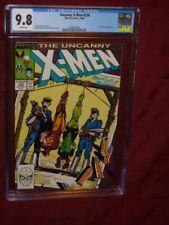 Uncanny X-Men #236 CGC 9.8