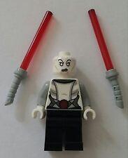 LEGO® Star Wars™ Figur Asajj Ventress mit 2 Lichtschwertern  Neu Neuware (75087)
