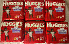 HUGGIES LITTLE MOVERS SIZE 4 - 132 COUNT DISPOSABLE DIAPERS - 22-37 LB/ 10-17 KG