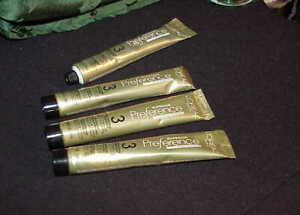 4 Tubes Loreal Superior Preference Hair Care Supreme Color/Shine Conditioner NEW