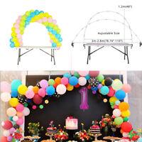Balloon Arch Kit Stand Base Set Birthday Wedding Baby Shower Garland Decor