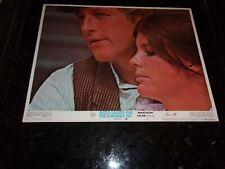 Butch Cassidy and the Sundance Kid original Lobby Card 1 Paul Newman