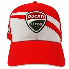 More details for official valentino rossi red ducati corse cap new size kids childs moto gp vr46