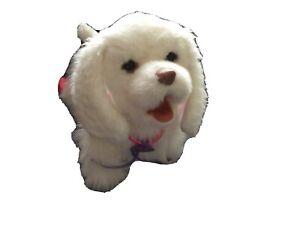 Hasbro FurReal Hund Weiß Gogo Hund