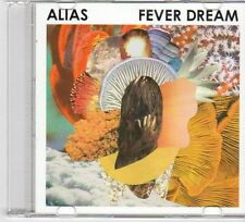 (DX321) Alias, Fever Dream - 2011 DJ CD