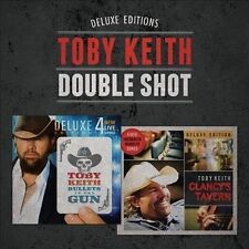 Double Shot by Toby Keith (CD, Feb-2014, 2 Discs, Show Dog Nashville)