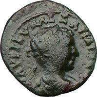 SEVERUS ALEXANDER 222AD Rare Ancient  Roman Coin Legionary standards  i22250