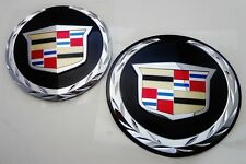 Cadillac ESCALADE 2007 08 09 2010 11 12 13 2014 GRILLE & LIFTGATE EMBLEMS!!