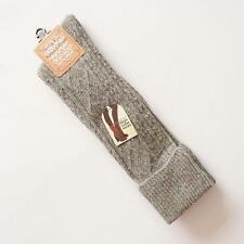 Women Boot Socks Wool Cashmere Knee-High Thick Warm Multi Colors
