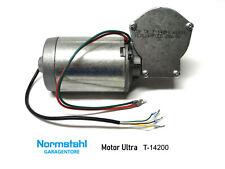 Normstahl Ultra Motor T-14200 24V Motorblock Getriebemotor Garagentorantrieb +