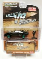 Chase Greenlight Last of the V8 Interceptors 1973 Ford Falcon XB w/Figure 51208