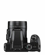 Nikon Coolpix B600 Compact Camera - Black