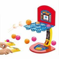 Kid's Desktop Game Mini Shooting Basketball Sports Game Educational Toys In R6K5