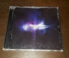 RARE! Self Titled by EVANESCENCE Signed Autographed CD by All!