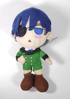 "13"" Black Butler Ciel Kuroshitsuji Soft Plush stuffed toy doll"