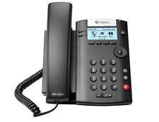 Polycom VVX 201 Wired Handset 2lines LCD Black IP Phone 20 off in AU