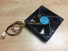 90mm 3 pin sleeve Bearing Computer Case cooling Fan plug to the motherboard
