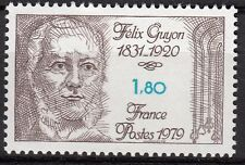FRANCE TIMBRE NEUF  N° 2052 ** FELIX GUYON CHIRURGIEN FRANCAIS