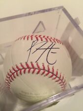 BRYCE HARPER AUTO SIGNED AUTOGRAPHED OML BASEBALL Nationals ROOKIE BALL PSA/DNA
