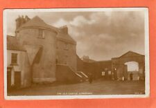 More details for old castle longford military barracks base ww1 rp pc 1917 wr & s  aj589