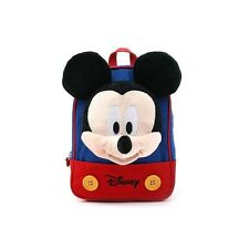 Kids Toddler Baby Cute Mickey Finger Character Safety Harness Backpack - Blue