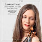 Rosetti / Neudauer / Moesus - Violin Concertos [CD New]