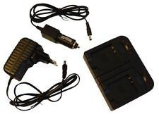 2in1 CHARGER KIT FOR ROLLEI Movieline SD80 SD800 SD800P