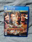 Fire Pro Wrestling World PS4 Used Video Game NJPW New Japan Kenny Omega AEW AJPW