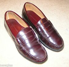Bostonian ~ ~ Penny Loafers ~ ~ 9.5M ~ ~ Leather ~ ~ gently used ~ ~ ~ ~ ~medium