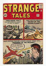 Strange Tales 102 in 6.5 FN+ First Wizard! B@@yah!