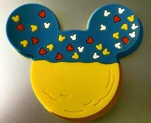 "Disney's "" Mickey Mouse Cookie "" Disney Cruise Line Stateroom Door Magnet New"