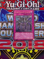 Yugioh, CDIP-EN058, Cyber Shadow Gardna, Ultimate Rare, Unlimited Edition, LP