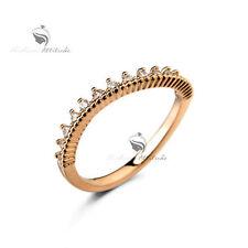 Diamond Yellow Gold Filled Fashion Rings