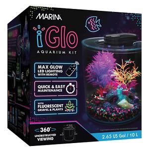 Marina iGlo Aquarium Kit - 10L