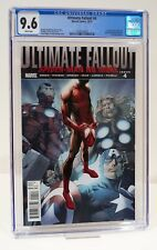 Ultimate Fallout #4 - CGC 9.6 - 1st Miles Morales